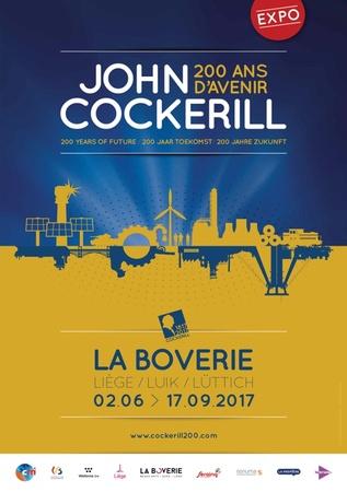 02.06.2017 > 17.09.2017: John Cockerill, 200 jaar toekomst