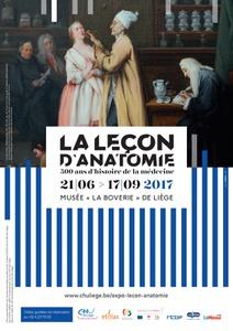 """21.06.2017 > 17.09.2017: """"Een les anatomie"""", 500 jaar geschiedenis van de Geneeskunde"""