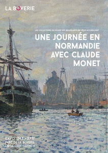 24.03.2017 > 03.07.2017: Een dag in Normandië met Claude Monet