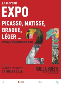 21 RUE DE LA BOÉTIE (22.09 - 29.01.2017)