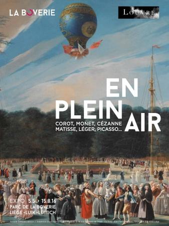 EN PLEIN AIR | 05.05 - 15.08.2016 | Corot, Monet, Cézanne, Léger, Picasso, Matisse...
