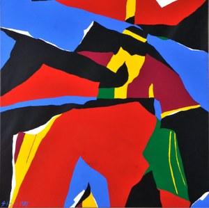 LUIS SALAZAR – 40 jaar schilderkunst (1979-2019)