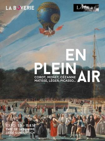 EN PLEIN AIR | 05.05 - 15.08.2016